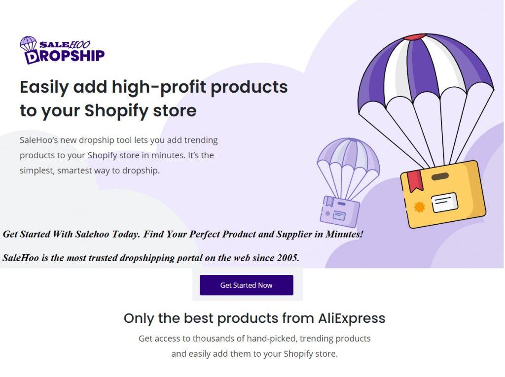 Buy Salehoo